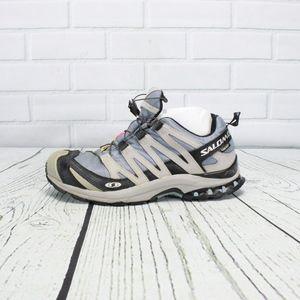 Salomon GoreTex Trail Running Hiking Shoes Sneaker